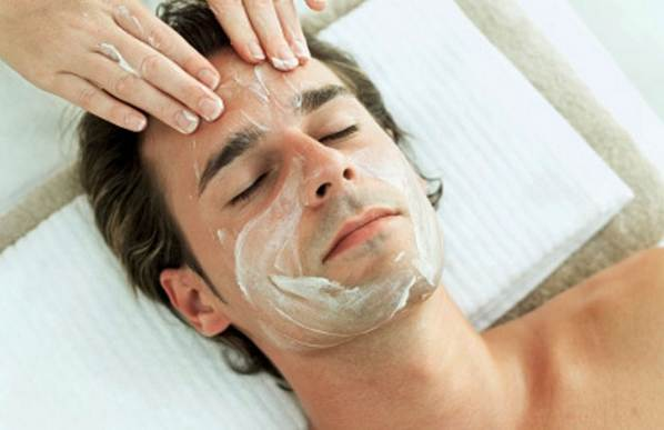 Men's Face Skin Care
