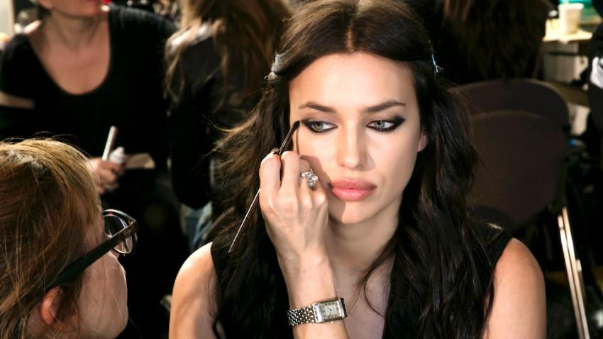 celebrity makeup