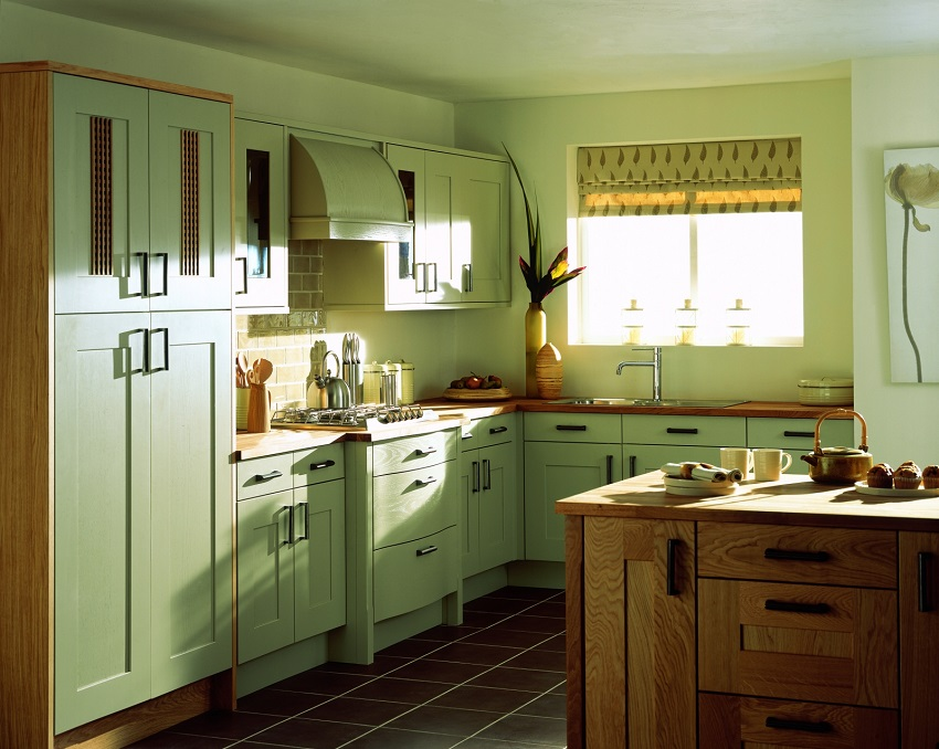 Colors To Paint A Small Kitchen The Style Tribune