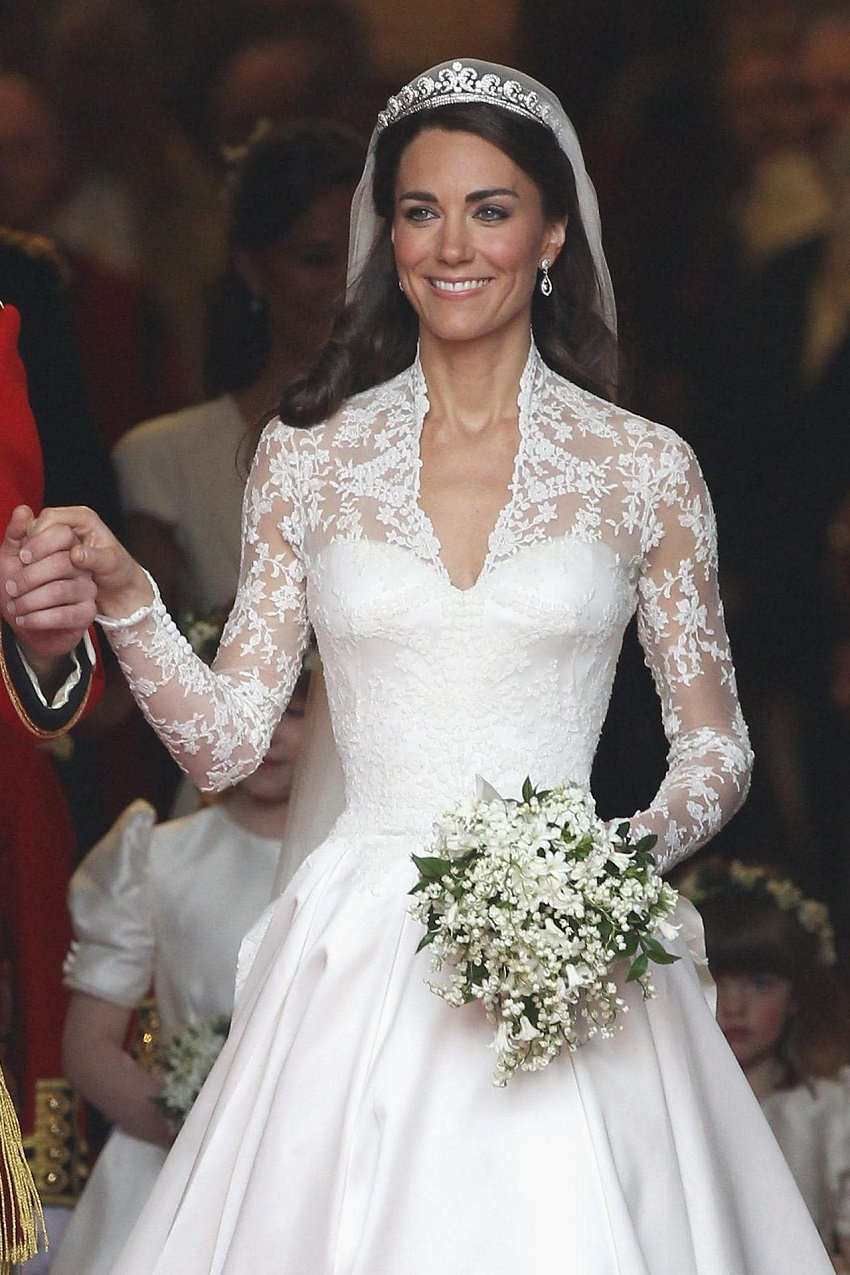 The 10 most memorable wedding dresses in history