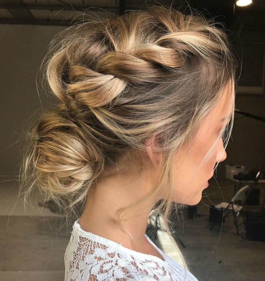 Some side bridal hairstyles to wear with style