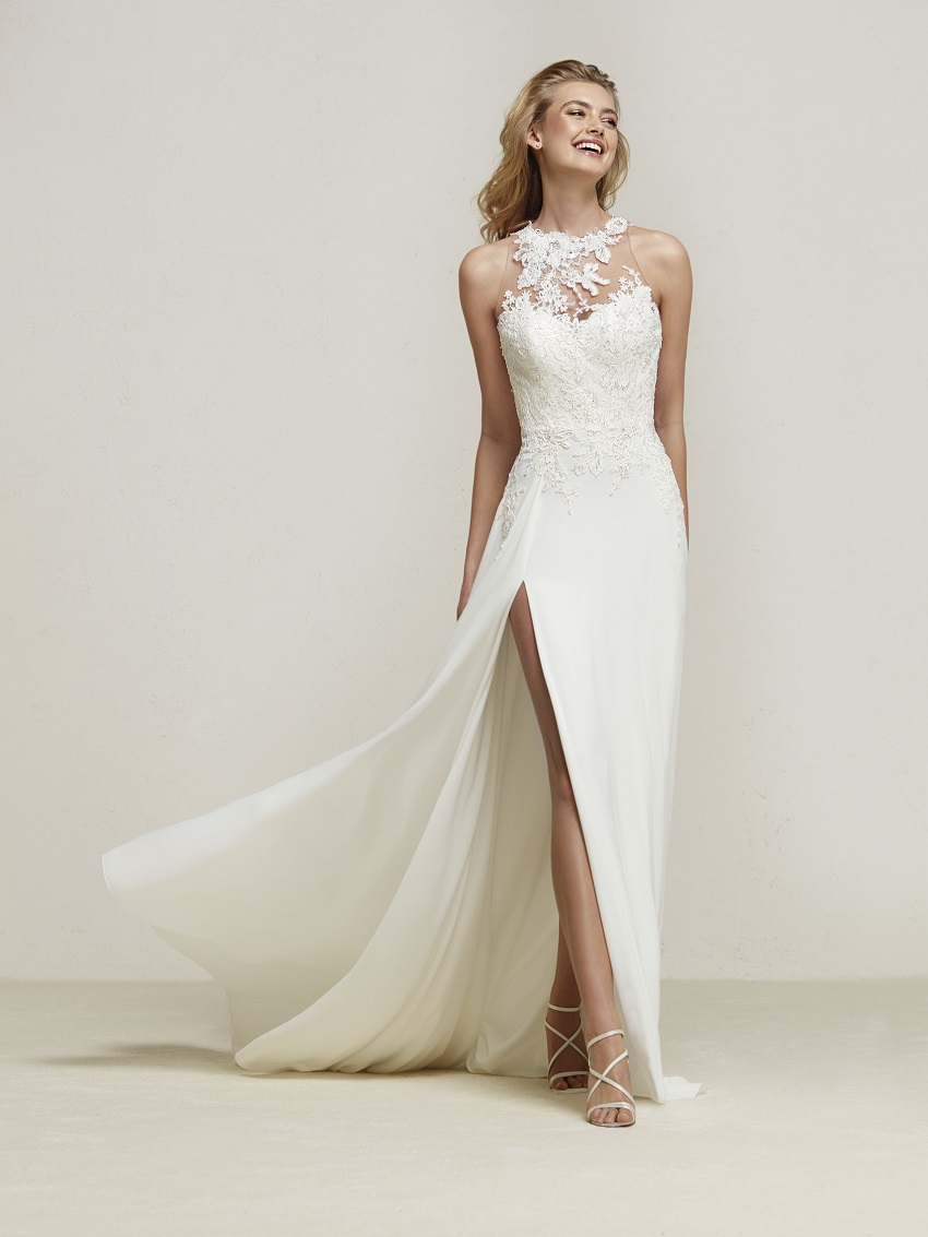 Wedding dresses 2019: the triumph of luxury