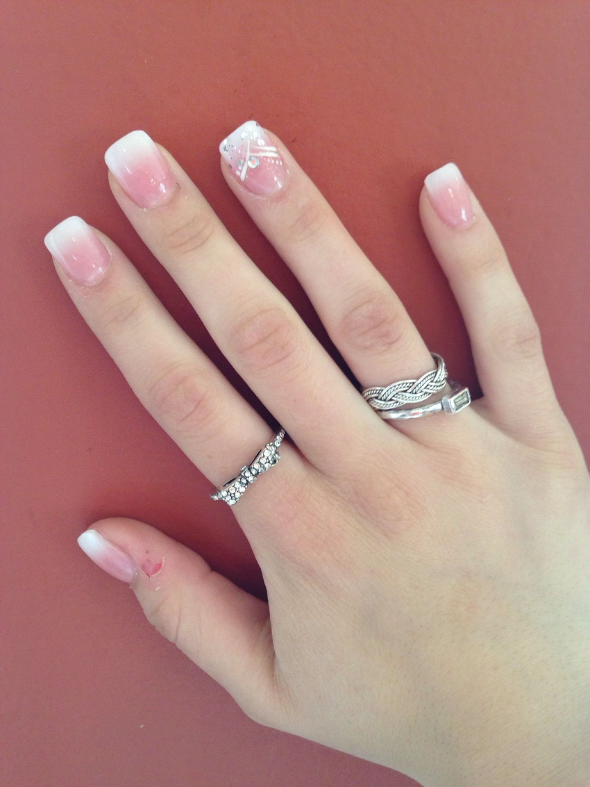 types of manicures