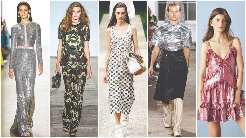 Fashion trends for the spring and summer of 2019