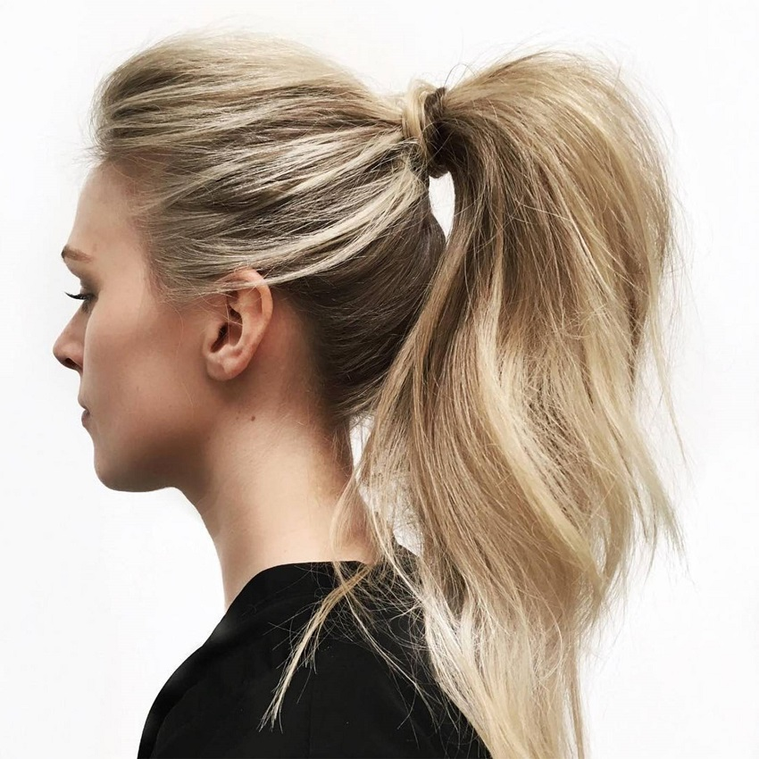 5 simple hairstyles to keep at night to wake up with perfect hair!