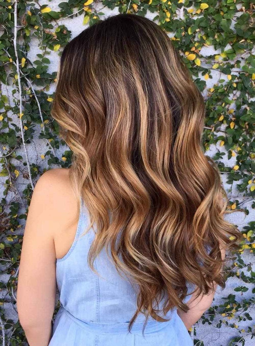 Hair color trends 2019 -discover the most beautiful trends ...