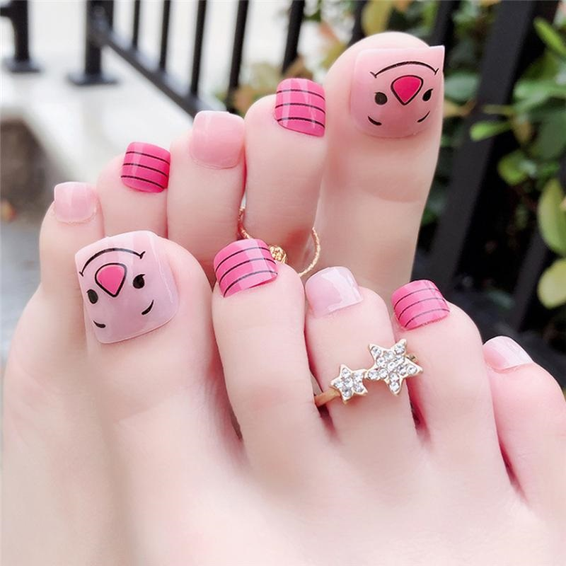 Toe nails Designs for you