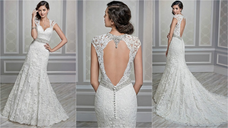 Ideal wedding dresses