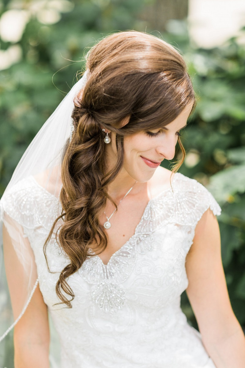 Bridal hairstyles: the most chic harvests for your wedding day!