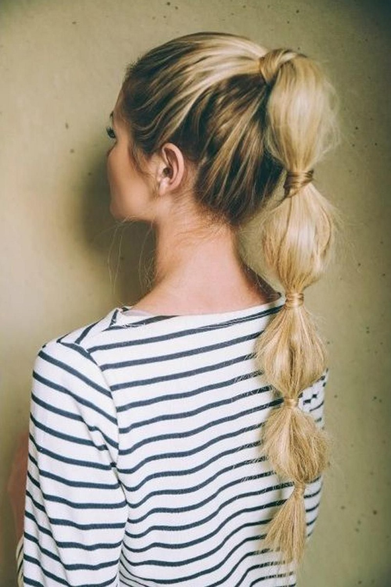 12 hairstyles for low cut dresses