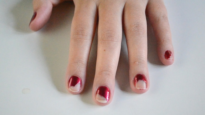 How to remove gel nail polish