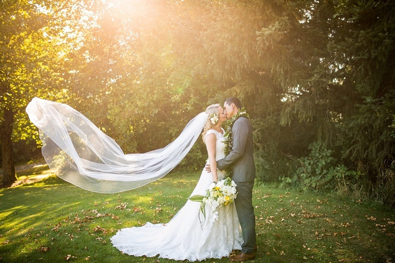 types of wedding photography