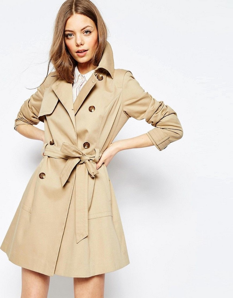 fashion trench coats