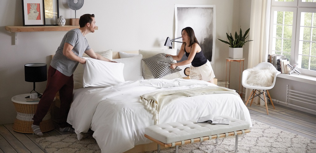 choosing a bed and a mattress for teenager